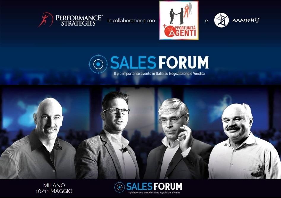 Sales Forum 2019